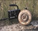 TM808 s detekovanou minou PT-Mi-K Cv